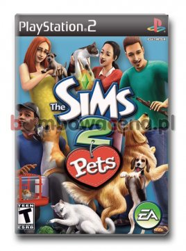 The Sims 2: Pets [PS2]