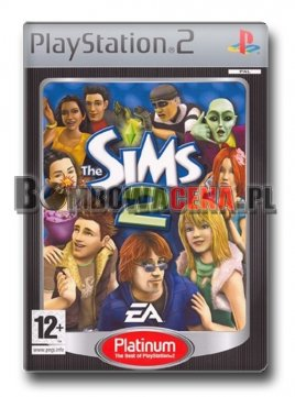 The Sims 2 [PS2] Platinum