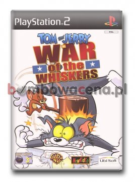 Tom and Jerry: War of the Whiskers [PS2]