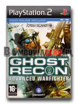 Tom Clancy\'s Ghost Recon: Advanced Warfighter [PS2]