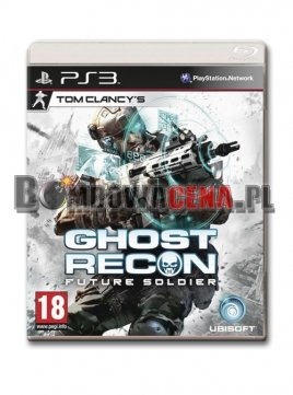 Tom Clancy\'s Ghost Recon: Future Soldier [PS3] PL