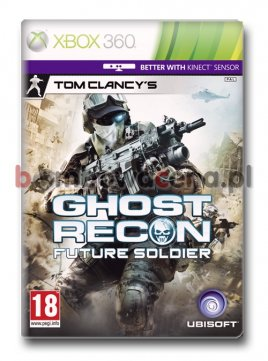 Tom Clancy\'s Ghost Recon: Future Soldier [XBOX 360] PL
