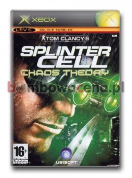 Tom Clancy\'s Splinter Cell: Chaos Theory [Xbox]