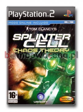 Tom Clancy\'s Splinter Cell: Chaos Theory [PS2]