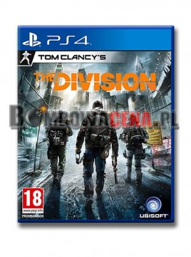 Tom Clancy\'s The Division [PS4] PL
