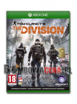 Tom Clancy's The Division [XBOX ONE] PL