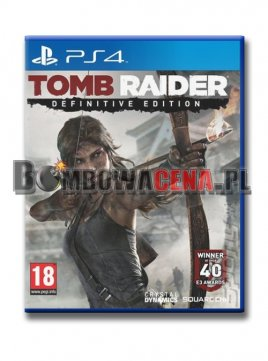 Tomb Raider: Definitive Edition [PS4] PL