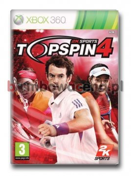 Top Spin 4 [XBOX 360]