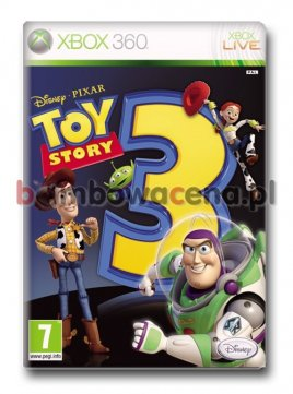Toy Story 3: The Video Game [XBOX 360]