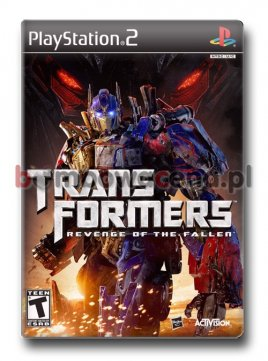 Transformers: Revenge of the Fallen - The Game [PS2]