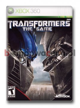Transformers: The Game [XBOX 360]
