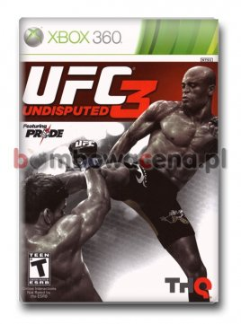 UFC Undisputed 3 [XBOX 360] (feat. Pride)