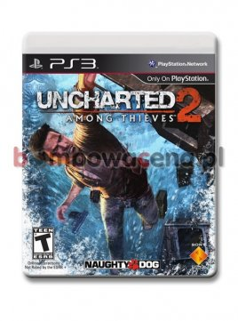 Uncharted 2: Among Thieves [PS3] PL