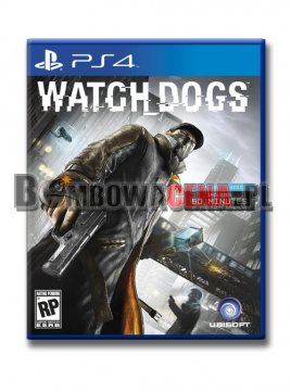 Watch Dogs [PS4] PL, NOWA