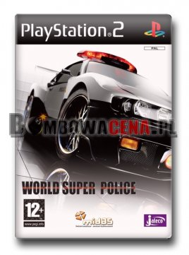 World Super Police [PS2]