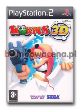 Worms 3D [PS2]