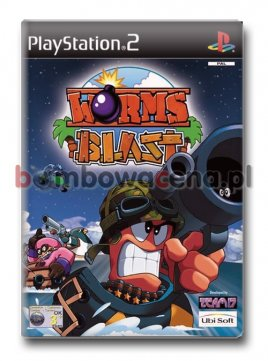 Worms Blast [PS2]