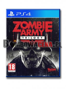 Zombie Army Trilogy [PS4] PL, NOWA