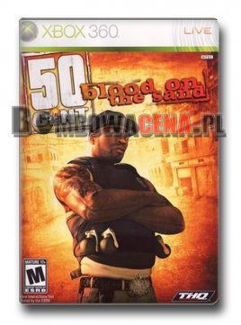 50 Cent: Blood on the Sand [XBOX 360]