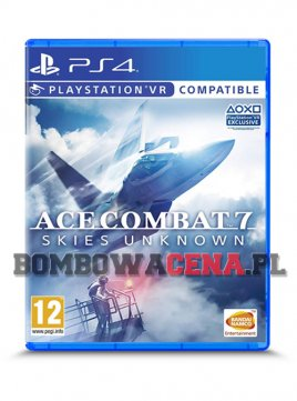 Ace Combat 7: Skies Unknown [PS4] PL, NOWA