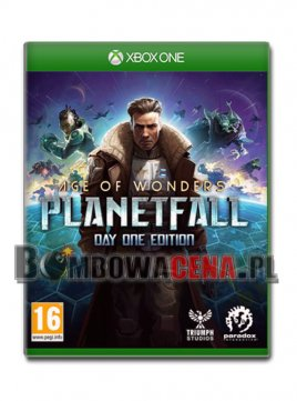 Age of Wonders: Planetfall - Day One Edition [XBOX ONE] PL, NOWA