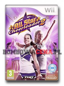 All Star Cheerleader 2 [Wii]