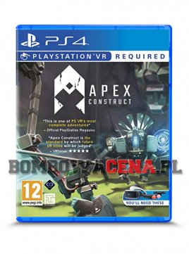 Apex Construct [PS4] VR, NOWA