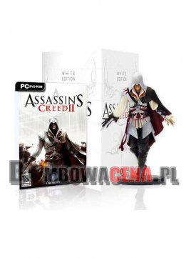 Assassin's Creed II [PC] PL, White Edition