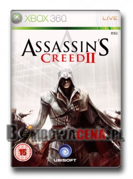 Assassin\'s Creed II [XBOX 360][XBOX ONE] PL
