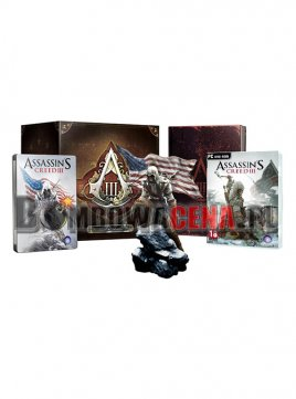 Assassin's Creed III [PC] Freedom Edition