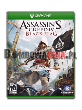 Assassin\'s Creed IV: Black Flag [XBOX ONE] PL