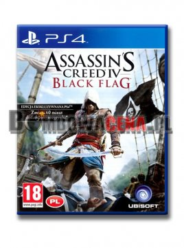 Assassin\'s Creed IV: Black Flag [PS4] PL