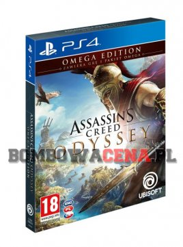 Assassin\'s Creed Odyssey [PS4] PL, Omega Edition