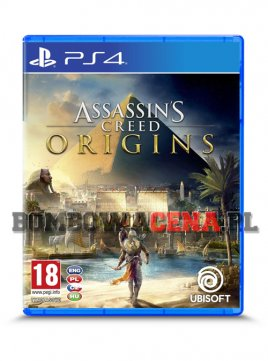 Assassin\'s Creed Origins [PS4] PL