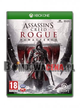 Assassin's Creed: Rogue Remastered [XBOX ONE] PL, NOWA