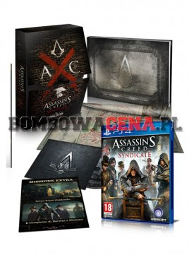 Assassin's Creed: Syndicate [PS4] PL, Rooks Edition