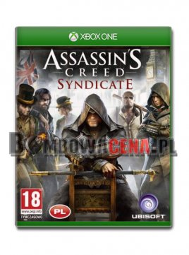 Assassin's Creed: Syndicate [XBOX ONE] PL, Special Edition