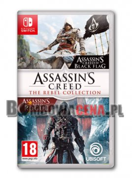 Assassin's Creed The Rebel Collection [Switch] PL