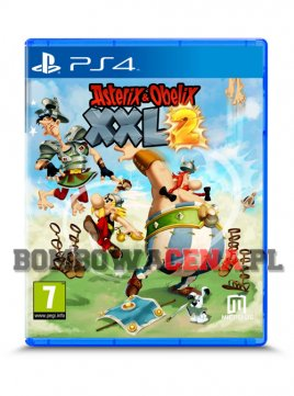 Asterix & Obelix XXL 2: Remastered [PS4] NOWA