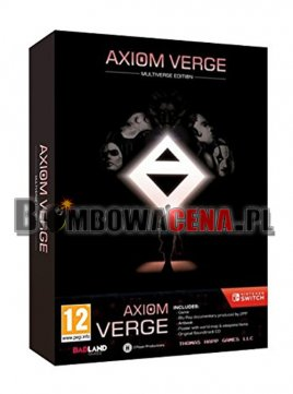 Axiom Verge [Switch] Multiverse Edition, NOWA
