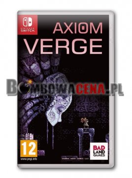 Axiom Verge [Switch] NOWA
