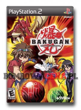 Bakugan: Battle Brawlers [PS2] NTSC USA