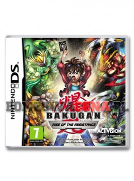 Bakugan: Rise of the Resistance [DS]