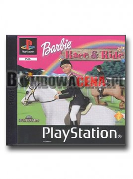 Barbie: Race & Ride [PSX] GER