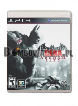 Batman: Arkham City [PS3] PL