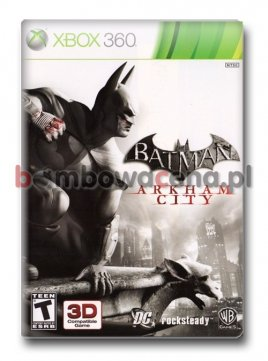 Batman: Arkham City [XBOX 360] PL