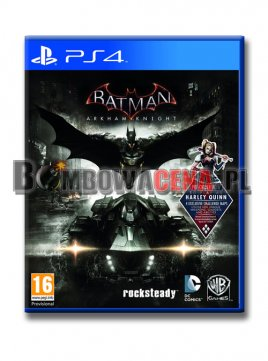Batman: Arkham Knight [PS4] PL