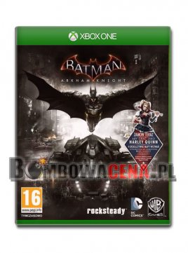 Batman: Arkham Knight [XBOX ONE] PL