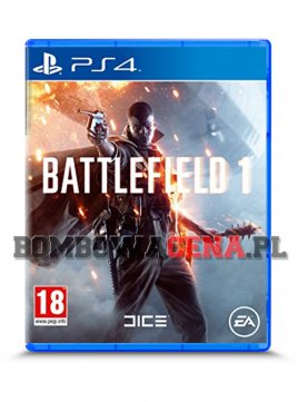 Battlefield 1 [PS4] PL