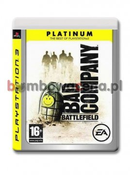 Battlefield: Bad Company [PS3] Platinum